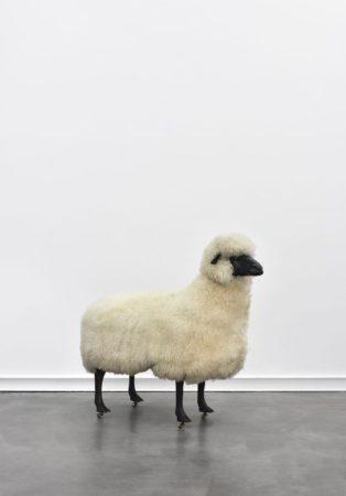 mouton de laine de fran ois xavier lalanne oeuvre d 39 art. Black Bedroom Furniture Sets. Home Design Ideas