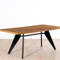 table demontable 1951 jean prouvé