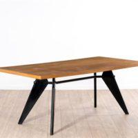 table demontable 1951 jean prouvé