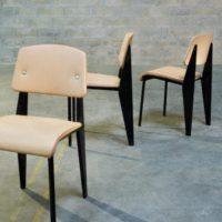 Chaise standard 1950 Jean prouvé