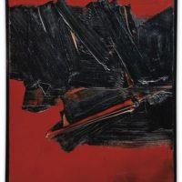 peinture 46 x 38 cm 14 mai 1961