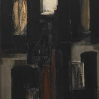 Image de Peinture 92 X 65 cm, 1955