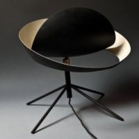 lampe de table saturne serge mouille