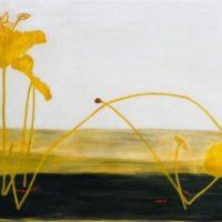 Image de Lotus et poissons rouges, 1955
