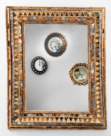 Miroir florence de line vautrin designer fran aise for Miroir line vautrin