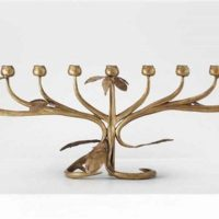 sculpture hanoukia claude lalanne