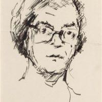 self portrait vasudeo gaitonde