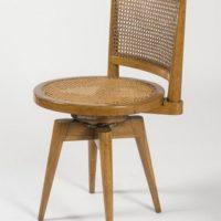 fauteuil de bureau pivotant jean royere