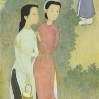 Image de Peinture «Le Chuchotement», 1954