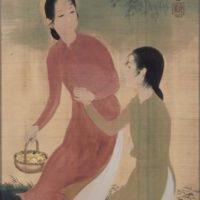 Image de Peinture «Le vent printanier», 1940