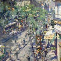 Image de Peinture «Paris», 1923