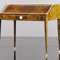 bureau boudoir collectionneur jacques emile ruhlmann