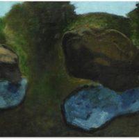 Image de Peinture «Double paysage», 1954