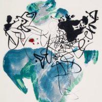Image de Lithographie «La paix universelle», 1988
