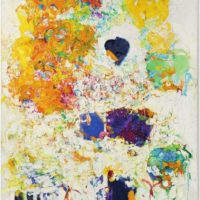 Image de Peinture «Blueberry», 1969