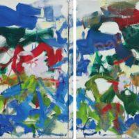 Image de Peinture « Hours  », 1989