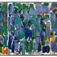 Image de Peinture « Parasol », 1977