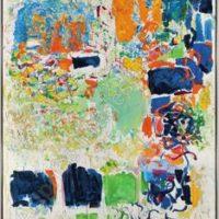 Image de Peinture «Noon», 1969