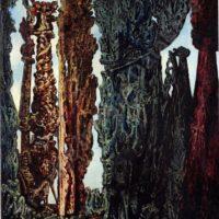 Image de Peinture  «Conscious Landscape», 1942