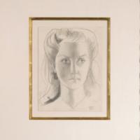 Dessin Françoise Guilot The Green Eyes