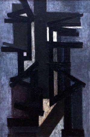 Pierre Soulage Art moderne